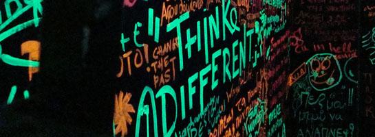 New Economy 2.0 – Tipp #2: Seien Sie anders
