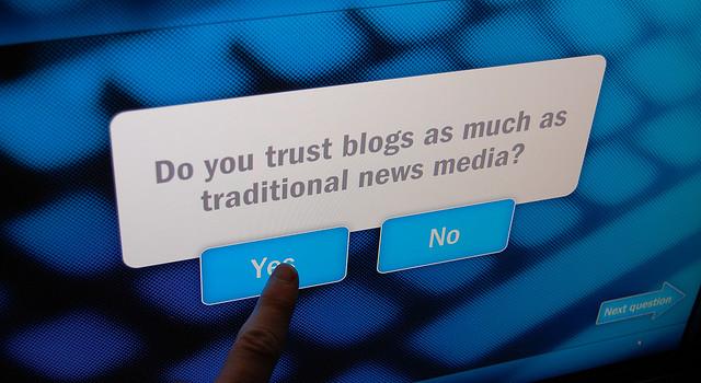 Vorteile und Risiken von Corporate Blogs